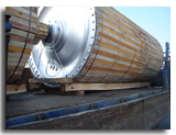 Press Dryer Parts Dryer Despatch